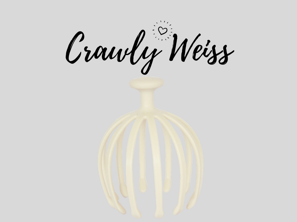 kopfmassagekralle crawly massageo